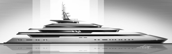 superyacht, invictus, design, concept, superyacht design